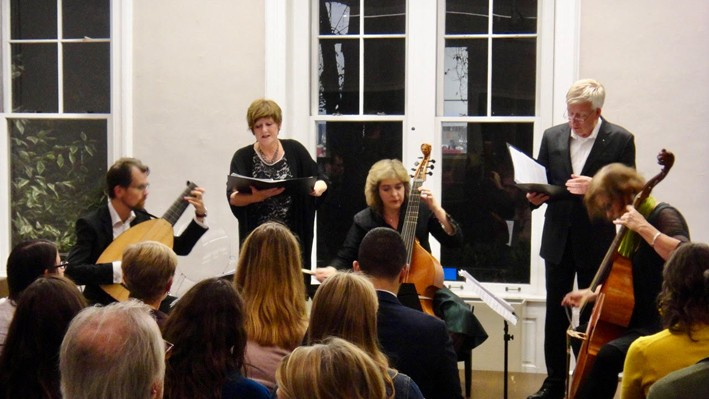 Concert – A New Song We Raise: Dutch Music of the Reformation